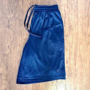 2/$15 navy blue athletic basketball shorts S